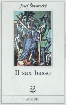 Osteriacasadimare.it Il sax basso Image