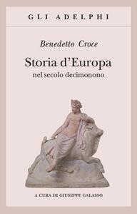 Storia d'Europa nel secolo decimonono
