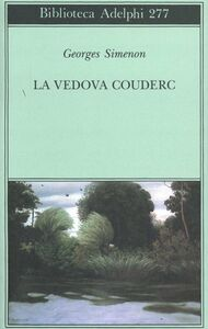 Libro La vedova Couderc Georges Simenon