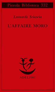 Libro L' affaire Moro Leonardo Sciascia