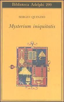 Filippodegasperi.it Mysterium iniquitatis. Le encicliche dell'ultimo papa Image