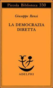 La democrazia diretta.pdf