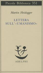 Lettera sull'«Umanismo»