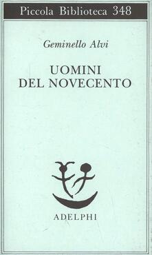 Premioquesti.it Uomini del Novecento Image