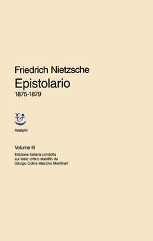 Antondemarirreguera.es Epistolario. Vol. 3: 1875 - 1879. Image