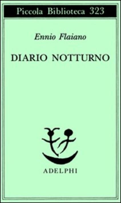Diario notturno - Ennio Flaiano - copertina