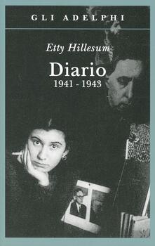 Diario 1941-1943 - Etty Hillesum - copertina
