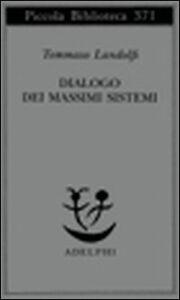 Libro Dialogo dei massimi sistemi Tommaso Landolfi