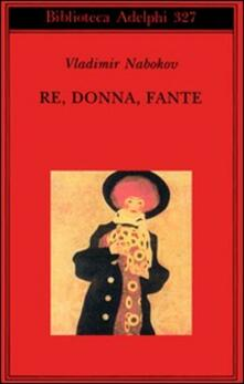 Equilibrifestival.it Re, donna, fante Image