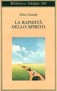 La rapidità dello spirito. Appunti da Hampstead (1954-1971)