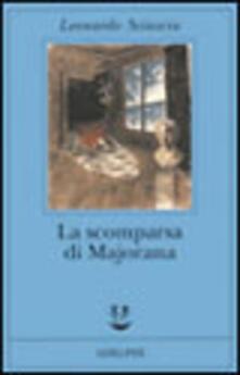 Tegliowinterrun.it La scomparsa di Majorana Image