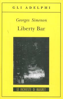 Winniearcher.com Liberty Bar Image