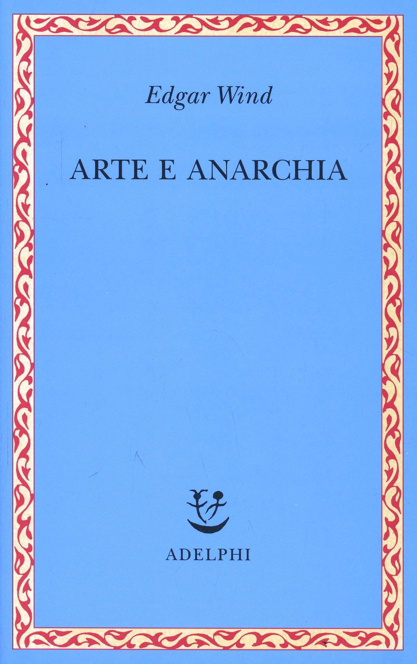 Arte e anarchia