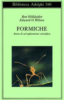 Amatigota.it Formiche. Storia di un'esplorazione scientifica Image