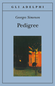Libro Pedigree Georges Simenon