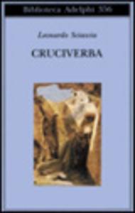 Libro Cruciverba Leonardo Sciascia