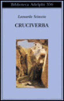 Cruciverba Leonardo Sciascia Libro Adelphi Biblioteca Adelphi Ibs