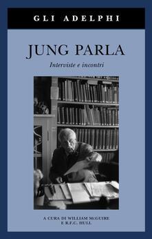 Librisulladiversita.it Jung parla. Interviste e incontri Image