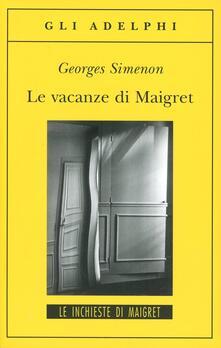 Antondemarirreguera.es Le vacanze di Maigret Image