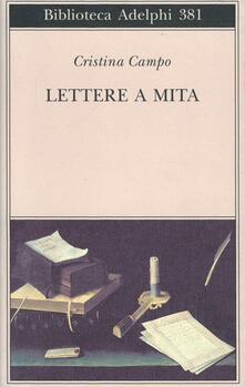 Osteriacasadimare.it Lettere a Mita Image