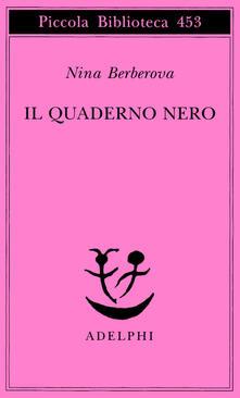 Grandtoureventi.it Il quaderno nero Image