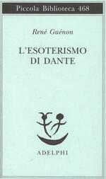 L' esoterismo di Dante