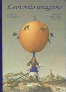 Foto Cover di Il sartorello coraggioso, Libro di  edito da Adelphi
