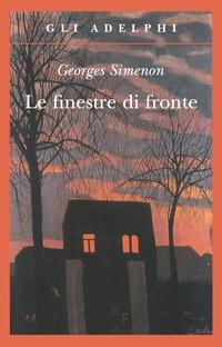 Le Le finestre di fronte - Simenon Georges - wuz.it