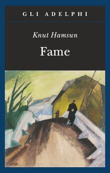 Fame - Knut Hamsun - copertina