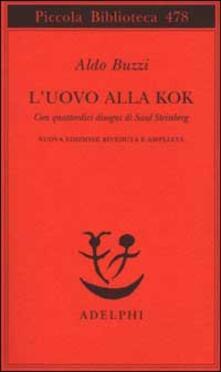 L' uovo alla kok - Aldo Buzzi - copertina
