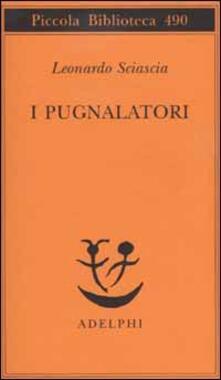 I pugnalatori - Leonardo Sciascia - copertina