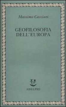 Squillogame.it Geofilosofia dell'Europa Image