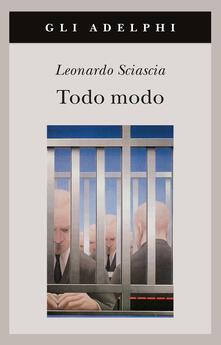 Todo modo - Leonardo Sciascia - copertina