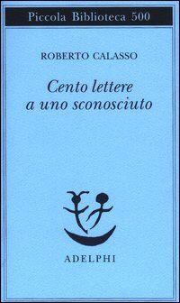 Cento lettere a uno sconosciuto