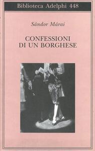 Confessioni di un borghese