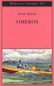 Omeros - Derek Walcott - copertina