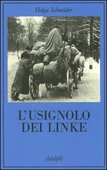 L usignolo dei Linke. Memorie di uninfanzia.pdf