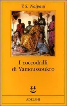 Steamcon.it I coccodrilli di Yamoussoukro Image