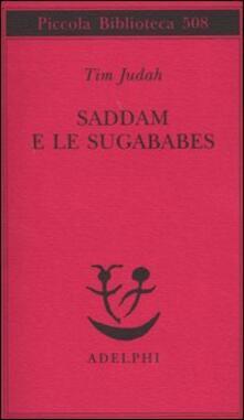 Fondazionesergioperlamusica.it Saddam e le Sugababes Image