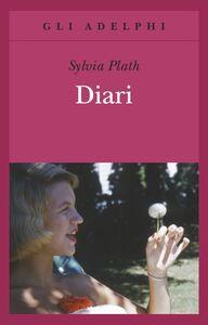Foto Cover di Diari, Libro di Sylvia Plath, edito da Adelphi