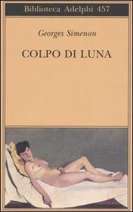 Colpo di luna - Georges Simenon - copertina