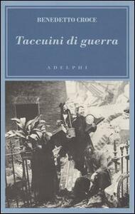 Taccuini di guerra. 1943-1945