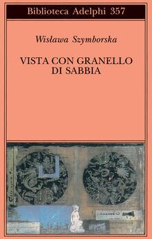 Camfeed.it Vista con granello di sabbia. Poesie (1957-1993) Image