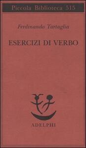 Esercizi di verbo