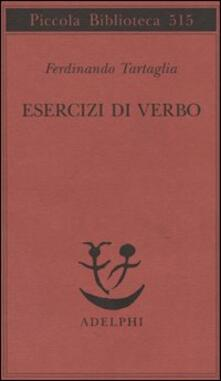 Filippodegasperi.it Esercizi di verbo Image