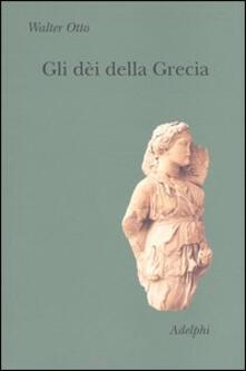 Premioquesti.it Gli dèi della Grecia. L'immagine del divino nello specchio dello spirito greco Image