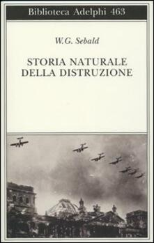 Vitalitart.it Storia naturale della distruzione Image