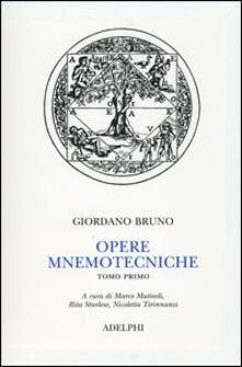 Squillogame.it Opere mnemotecniche. Testo latino a fronte. Vol. 1: De umbris idearumCantus Circaeus. Image