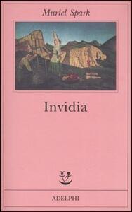 Invidia - Muriel Spark - copertina