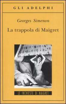 Writersfactory.it La trappola di Maigret Image